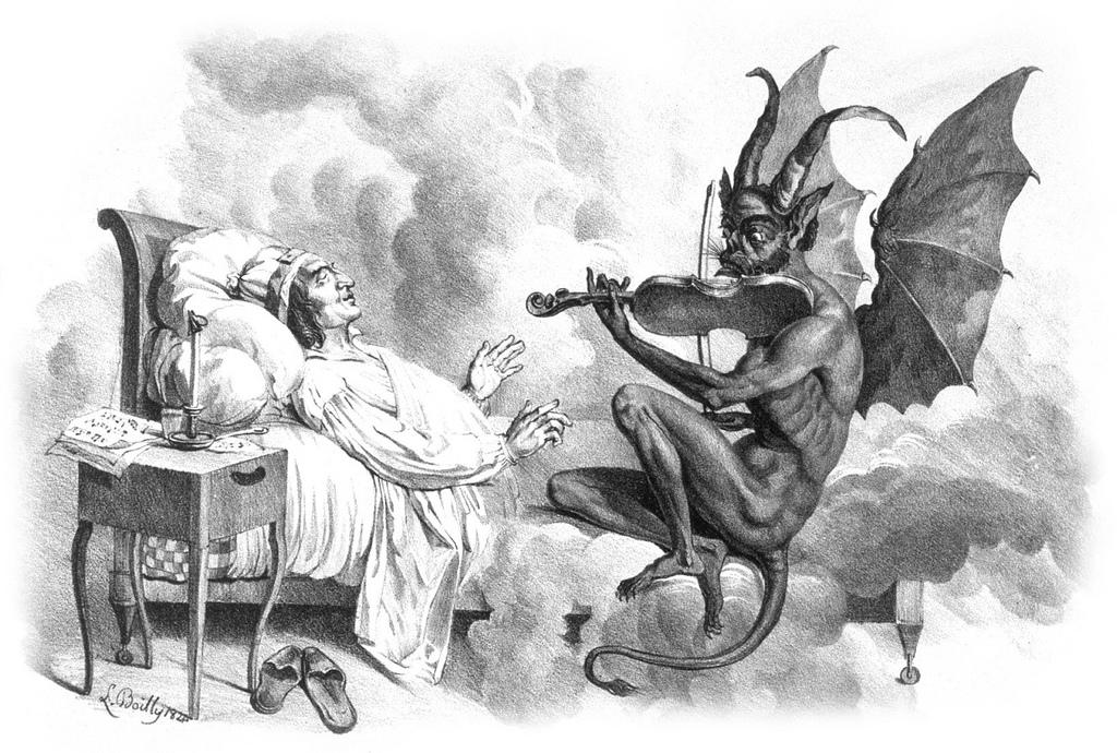 Jimi Hendrix and the Devil\'s Chord – Myth Crafts