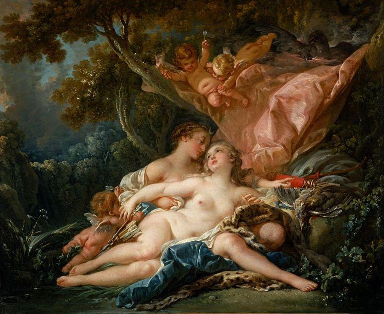 francois_boucher_-_la_nymphe_callisto_seduite_par_jupiter_sous_les_traits_de_diane_1759