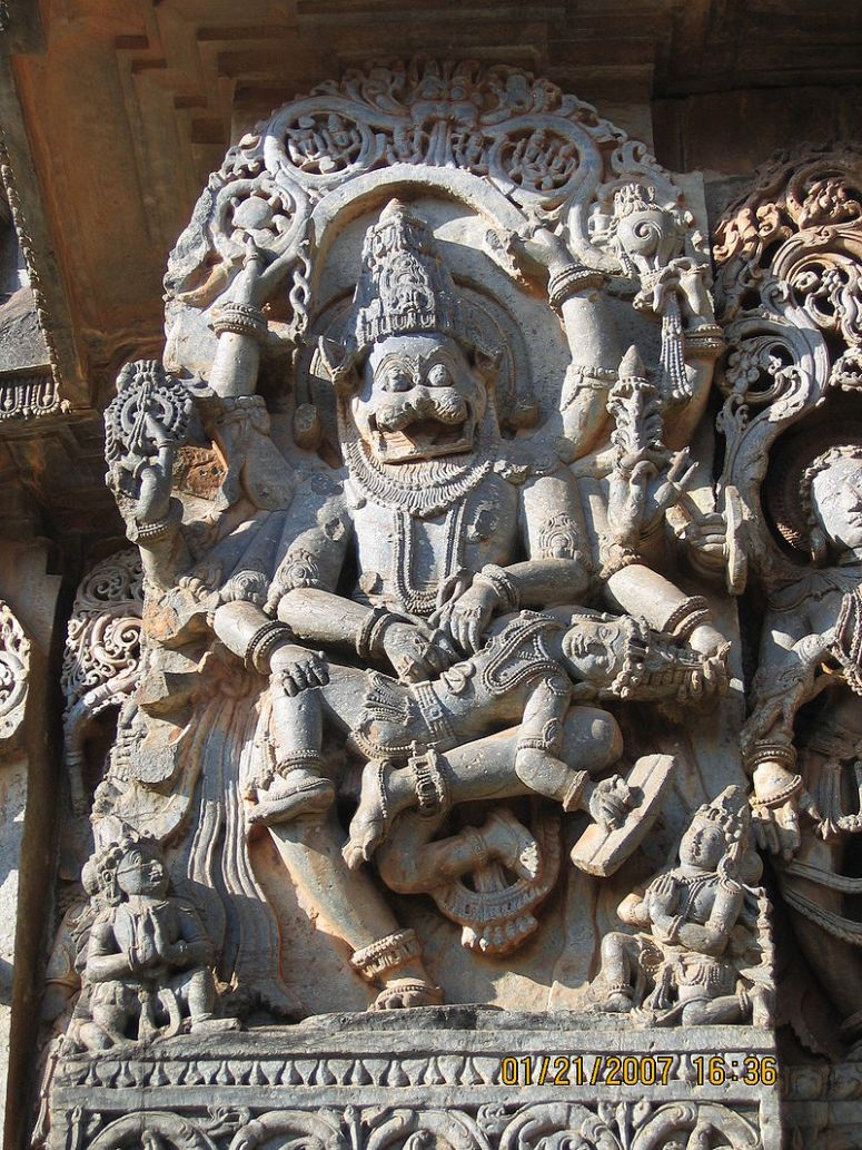 Vishnu_narasimha