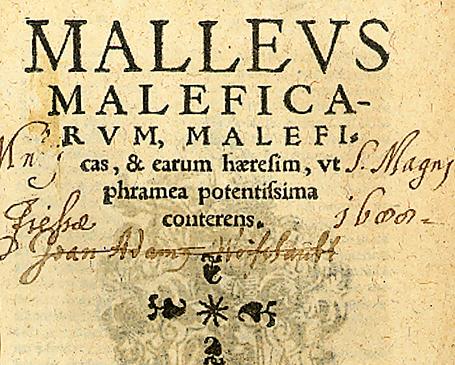 Malleus_maleficarum,_Köln_1520,_Titelseite