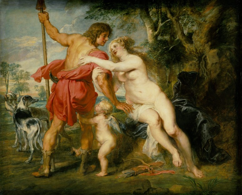 aphrodite and adonis