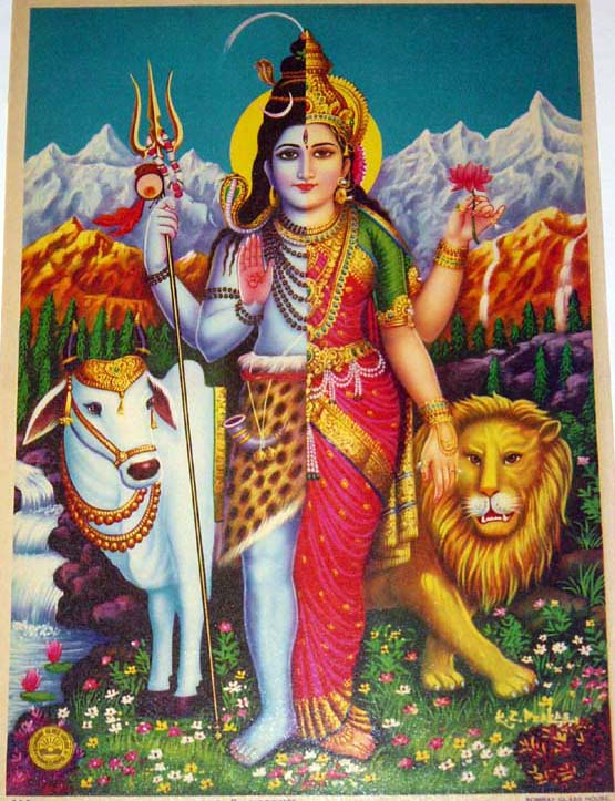 Arddhanarishvara