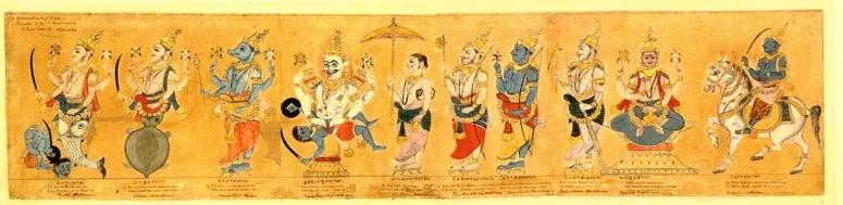 Dasavatar,_19th_century